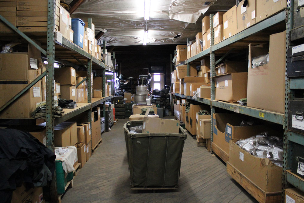 Army Surplus Warehouse