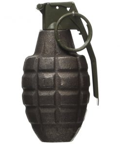 Army Surplus Dummy Pineapple Grenade