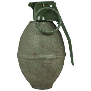 Dummy M26 Lemon Hand Grenade