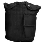G. I. 1 Quart Plastic Canteen Cover-Black