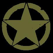 Israeli - IDF Khaki Canvas Compass-Utility Pouch