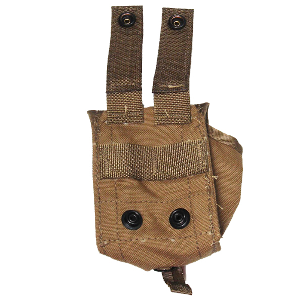 MOLLE II Backpack Shoulder Straps Desert Camo