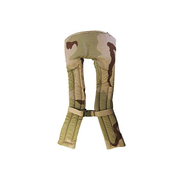 MOLLE II Back Pack Shoulder Straps Desert Camo | Army Surplus Warehouse