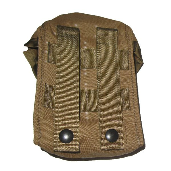 MOLLE II Coyote 100 Round SAW Utility General Purpose Pouch