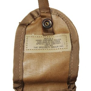 MOLLE II Hand Grenade Pouch