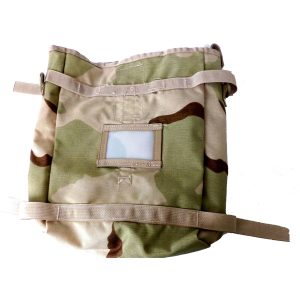 MOLLE II Radio Pouch 3 Color Desert