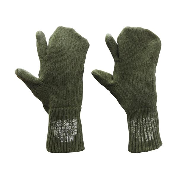 Military Surplus Trigger Finger Mitten Inserts