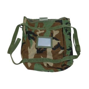 Molle Radio Pouch Woodland Camo