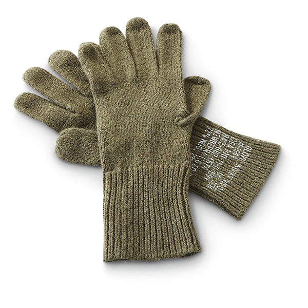 Wool Cold Weather Glove Insert Type 1 Class 1