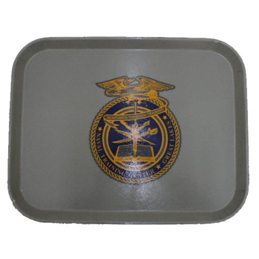 Naval Training Center Food Tray