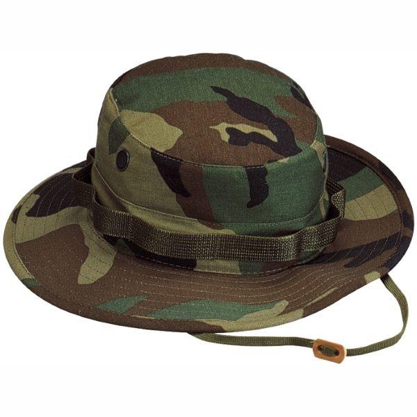 Woodland Boonie Hat