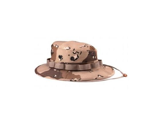 6-Color(Chocolate Chip) Boonie Hat  fba4c54f909