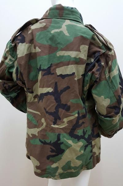 Woodland M-65 Field Jacket-Medium  886a396de2a