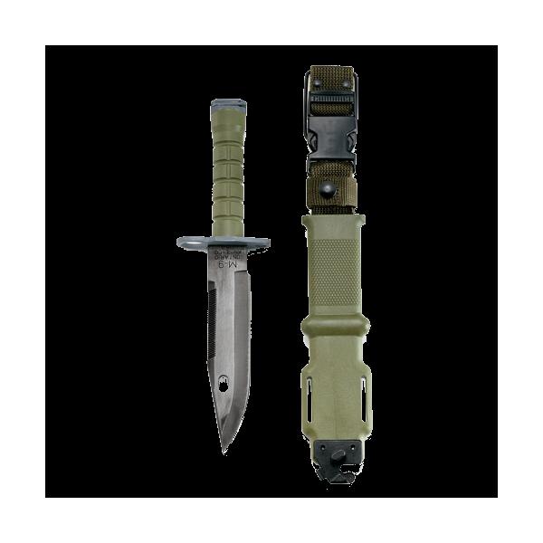 M9 Bayonet W Scabbard Army Surplus Warehouse