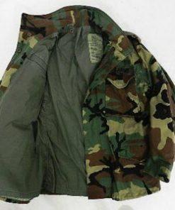 Surplus Hydro US Field Jacket M65 Stile Militare Giacca Army Bw Parka 3504